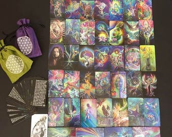 Soul Reflection Inspirational Oracle Cards