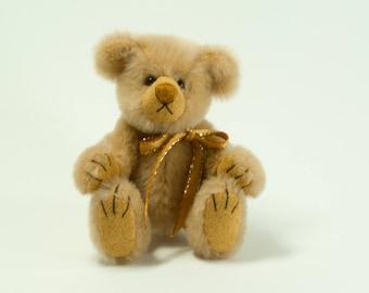 Gold Teddy Bear