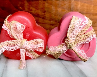 Duo in Love Soap Set