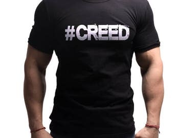 NEW T-Shirt Creed 100% Cotton