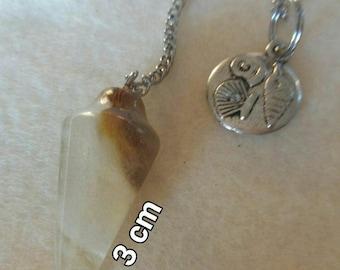 Pendulum for divination, radiestesia