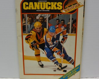 Vancouver Canucks Hockey Magazine