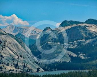 Beautiful landscape in Yosemite National Park