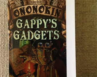 Official Signed Copy/Gappy's Gadgets