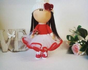 interior doll handmade doll tilde textile  dolls for girls dolls toys for children handmade toys, gift, for children, natural fabrics