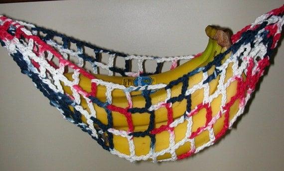 like this item  banana hammock fruit hanger holder   red white  u0026 blue  rh   etsy