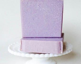 Acai Berry  Bar Soap, Vegan Soap,  Fruit Scented Soap, Fruit Soap, Palm Free Soap, Purple Handmade, 5 Ounce Bar, Natural, Berry Soap, Acai