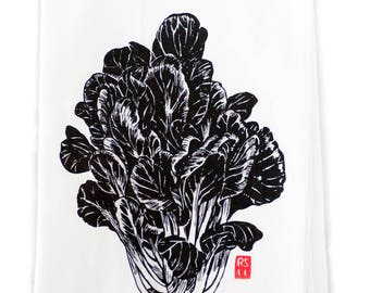 KTV5: Tat Soi Flour Sack Kitchen Towel
