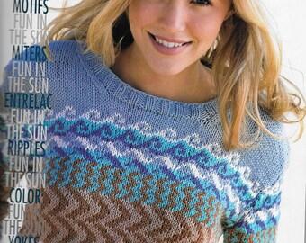 Knitter's, Summer 2008, Issue K91, knitting patterns
