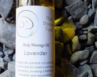 Body Massage Oil- Nourishing- Relaxing - Sensual -Aromatherapy -Essential Oil -Anxiety - Healthy- Luxury -Romantic -