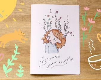 Cute Auto-bio Colour Comic / Zine