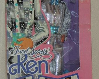1986 Jewel Secrets KEN in original box