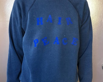 Hair Peace - Vintage Sweatshirt - Medium
