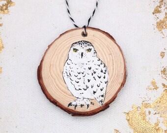 Snowy owl  Etsy