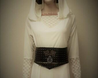 Princess Leia Steampunk Gown, A New Hope, Star Wars, Costume, Cosplay, Wedding, Custom Made
