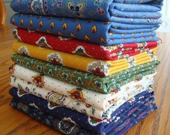 Lorraine  Fabric Bundle by American Jane from Moda