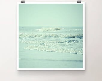 SeaState - FineArtPrint Nature Sea Ocean Waves Beach Summer Water Seaside
