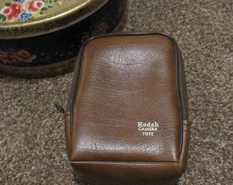 Vintage Kodak Instamatic X-35 Camera CASE ONLY