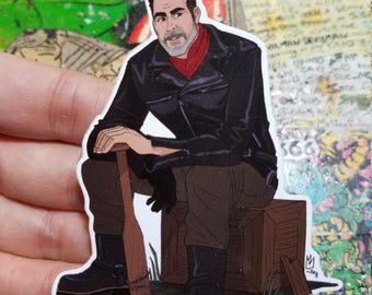 Vinyl Sticker - JDM Negan