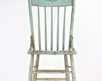 Farmhouse Chair, Rustic Dining Chair, Primitive Chair, Dining Chair, Old Chair, Farmhouse Decor, Rustic Decor, Dining Chair, Kitchen Chair