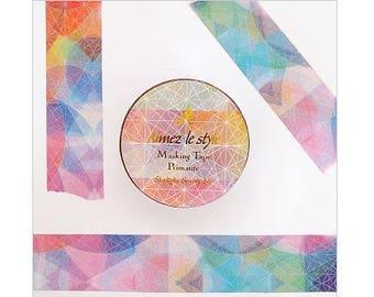 Skylight Spring M Aimez le style Washi Tape (28mm X 7M) 05137