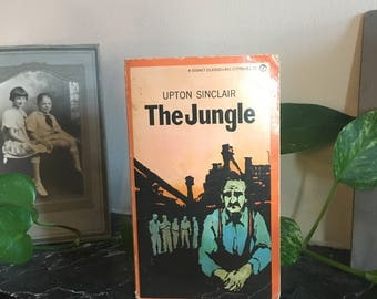 Vintage Copy of The Jungle by Upton Sinclair