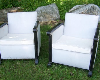 vintage chairs,art deco style,mid-century modern pair chairs,bergere chairs,glamour chairs,funky parlor chairs,vintage living room chairs