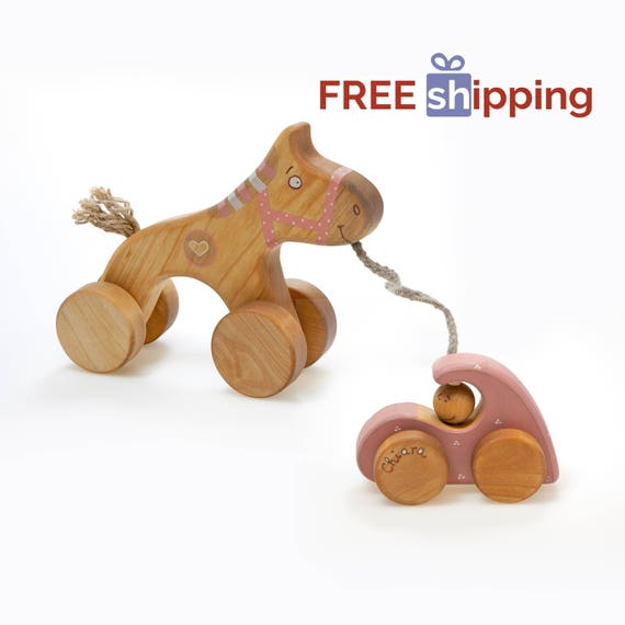 Christmas gifts for girls wood toddler toys free shipping like this item negle Images