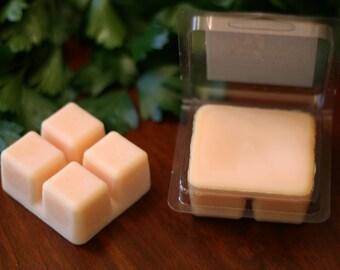 Vanilla Scented Soy Wax Tart  - Yummy Nilla - Vanilla Cream
