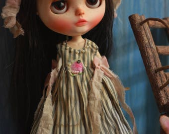 OOAK - Old Doll - Vintage Style by Cutie Store