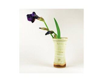 Ceramic summer flowers vase