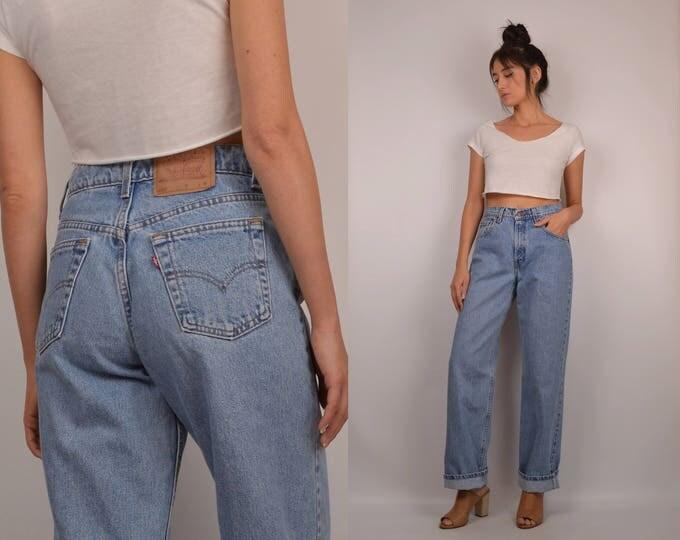 Vintage Levi's Loose Fit Jeans