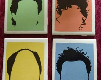 Seinfeld Coasters