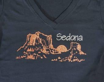Sedona Tee, Sedona shirts, sedona Arizona