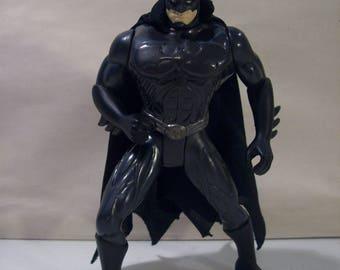 Vintage Batman Forever Guardians of Gotham Batman Action Figure, 1995  DC Comics, Kenner