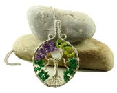 Tree-of-life necklace ~ W...