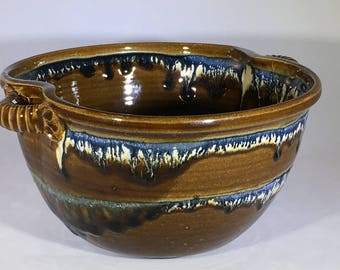Medium Mixing Bowl, Ceramic Bowl, Pottery Bowl