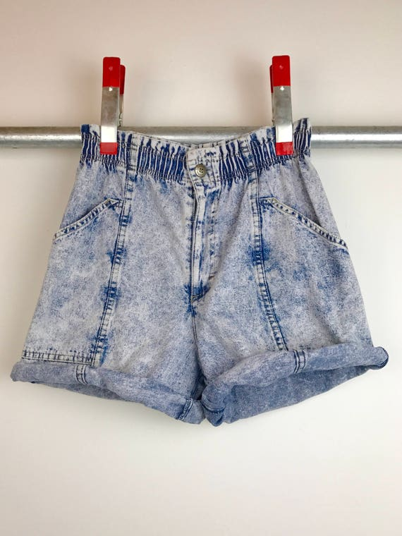 Cherokee High Waisted Shorts