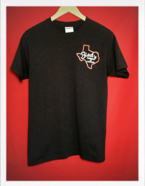 Vintage Black's BBQ Lockhart, TX Size Adult Small