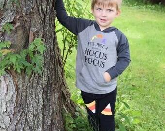 Hocus Pocus Kids Hoodie - Hocus Pocus Shirt - Sanderson Sisters - Kids Halloween - Kids Sweatshirt - Toddler Sweatshirt - Toddler Halloween