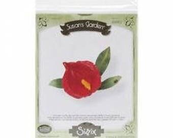 Susan's Garden Sizzix die