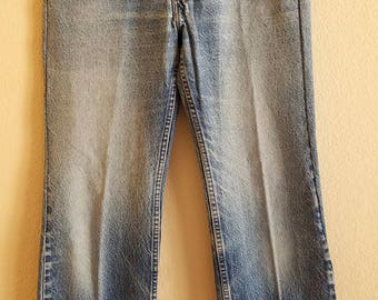 Levis Denim Jeans Quality Grading S Orange Tab