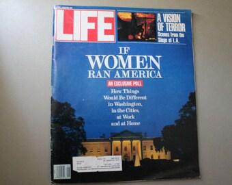 Original Life Magazine 1992