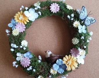 Nature Spring Wreath