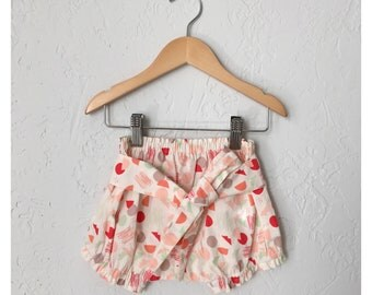 Ready to Ship Bloomer with Ties, Baby & Toddler