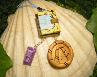 """Borderlands 2 - Maya the Siren - handsculpted Keycharms - """"Made to Order"""""""
