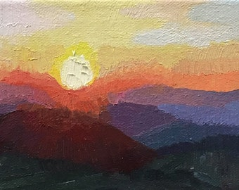 Sunset Saturation