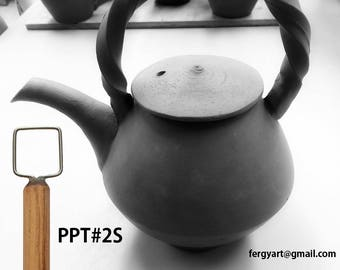 Pottery Handle Tool PPT#2S