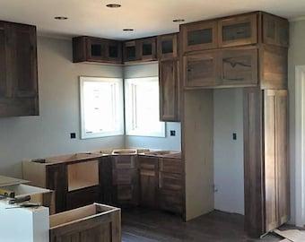 kitchen cabinet storage. Kitchen Cabinets Custom Design  Pantry Garage Bathroom Doors Shelving cabinets Etsy