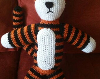 Hobbes the Tiger